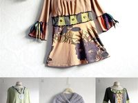 Up cycled clothes