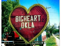 """Oklahoma literally means """"home of the red man"""" Five """"Civilized"""" Tribes were forced to move to """"Indian Territory"""" (now known as Oklahoma), along with many other tribes. The Cherokees, Creeks, Choctaws, Chickasaws and Seminoles."""