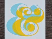 ampersand goodness