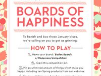 Boards Of Happiness