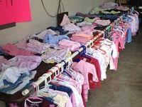 Garage Sale: Organization