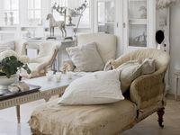 living room & sofa