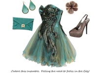 Dresses I want!! No particular reason, they're just beautiful!! :D