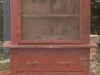 Primitive  Cabinet's/Pie Safe's