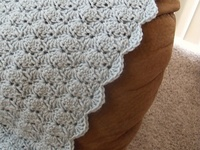 Crochet afghans and blankets