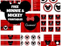 Mickey bday party