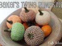 S Autumn Pumpkins