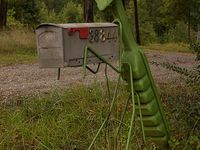 Strange and Unusual Mailboxes