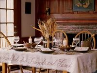Let's Give Thanks...Thanksgiving Food and Decor