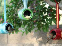 Animali - Uccellini - nidi - vaschette bagno