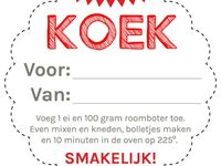 Cadeautjes, gifts, presents, give away's, d.i.y., zelfmaken, verrassing
