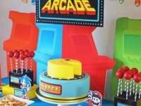 10 game birthday party