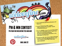 Weelovefinetees Pin and Win