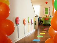 The Twins Candyland Party!