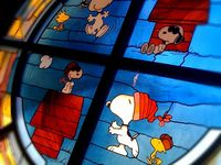 Snoopy & Gang