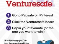PacSafe.Com - Pin to Win Contest