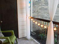 Apartment living- balcony ideas