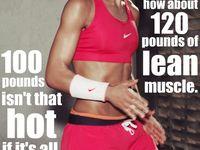 my fitness...
