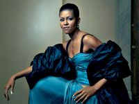 First  Lady .... Power of  Style       MICHELLE  OBAMA