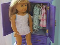 Doll crafts, inspirations,  patterns, and wants.