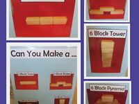 Preschool block play