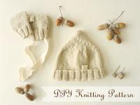 Knitting for babies/children