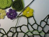 crochet Irish and lace