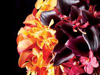 badass bouquets....