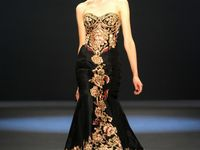 Who wouldn't love a reason to wear one of these gowns.