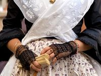 folk dress/ traditional