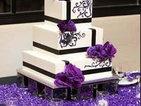 Wedding cakes for the big day.