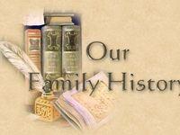 Family History, etc.