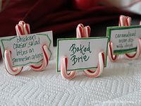 All things candy cane