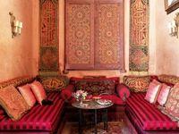 Moorish and Islamic style