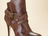 Boots and all for fall...
