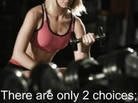NO EXCUSES TO GET FIT!