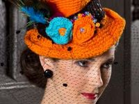 Crochet Patterns -- Hats, Scarves, Mittens, and More