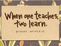 All things teaching. Love my job!