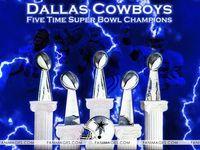 My True Blue Love for the Dallas Cowboys!!