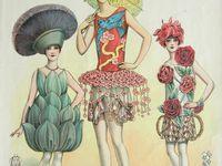 Fancy dress through history