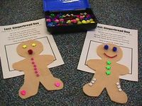 Childcare gingerbread people