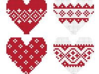 Crochet Tapestry, Hama Beads, Cross Stitch