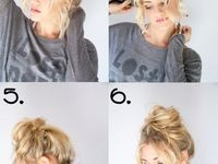 Dont know what to do with ur hair just look here for easy ways!!
