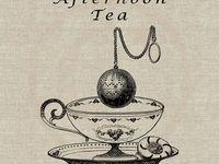 Ephemera  Afternoon Tea