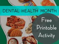 Dental Activities for Daycare