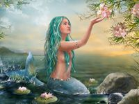 Le sirene, le creature mitologiche più affascinanti....
