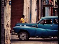 Such beauty, culturally rich and magnificent architecture,  a country seemingly untouched by time, where taxi drivers are reputed to quote Hemingway as  they whisk you through the decay  of modern-day Cuba.