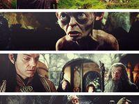 The Hobbit/LOTR