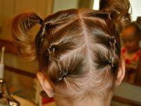 little G I R L I E - Hair & Nails