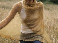 Knitting (ok,  maybe a little bit of crochet)